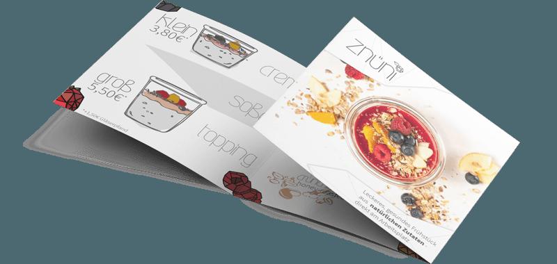 Wickelfalz - Print Design - Kamil Kascha